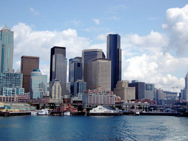 Seattle in Summer
