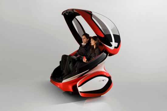 Future of transport :: The future of driving // www.skedgo.com/blog