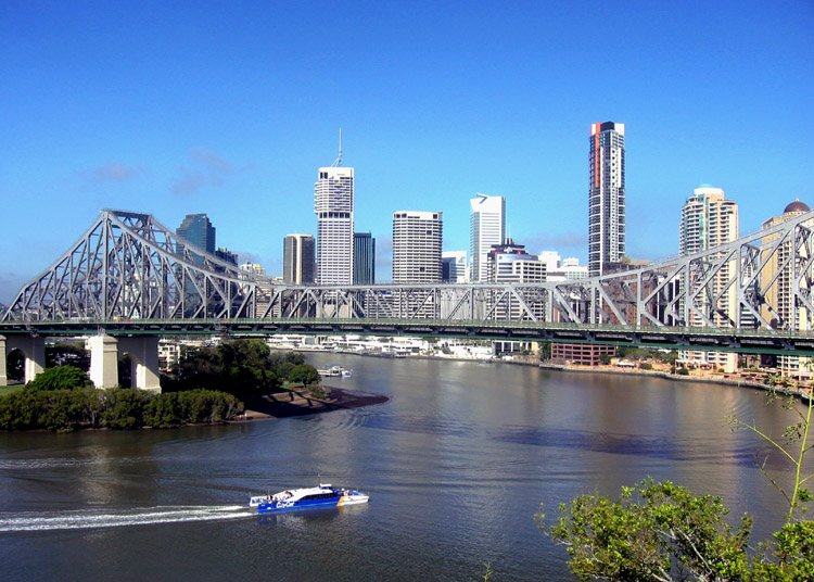 The Ultimate Transport Guide :: Brisbane - SkedGo