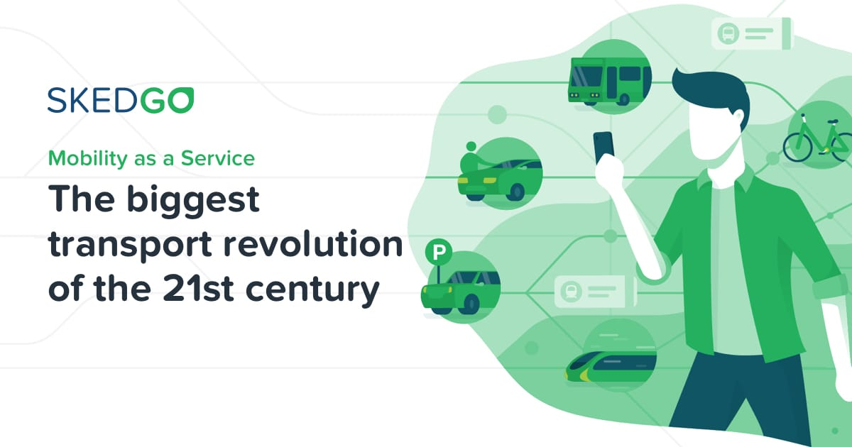 What is Mobility as a Service? - Definition, Concept, Future of MaaS