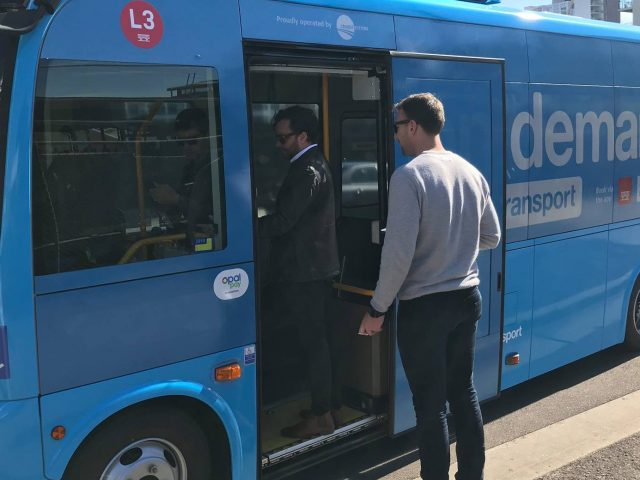 How to ensure on-demand transport trials are financially sustainable