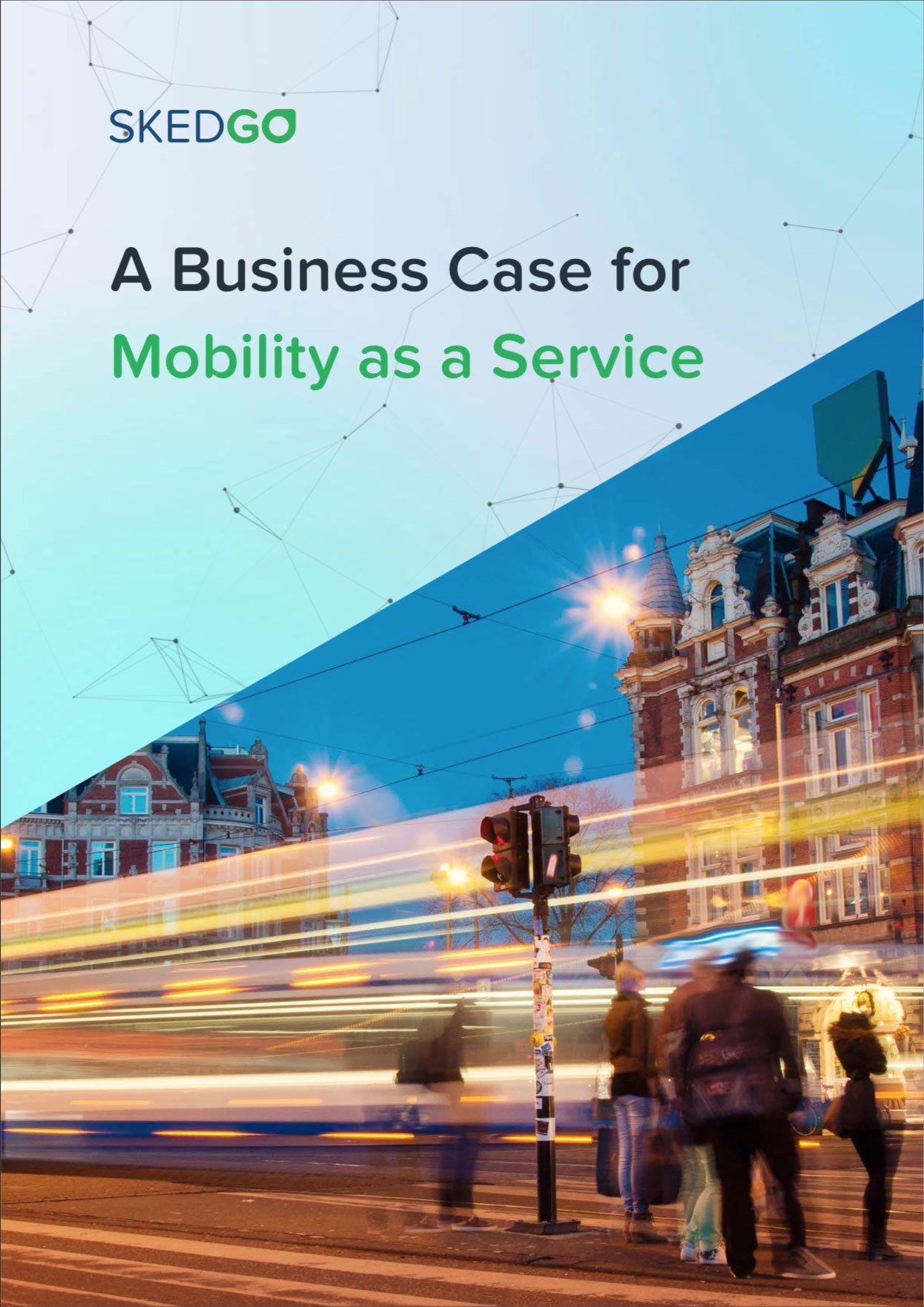 A MaaS Business Case - SkedGo