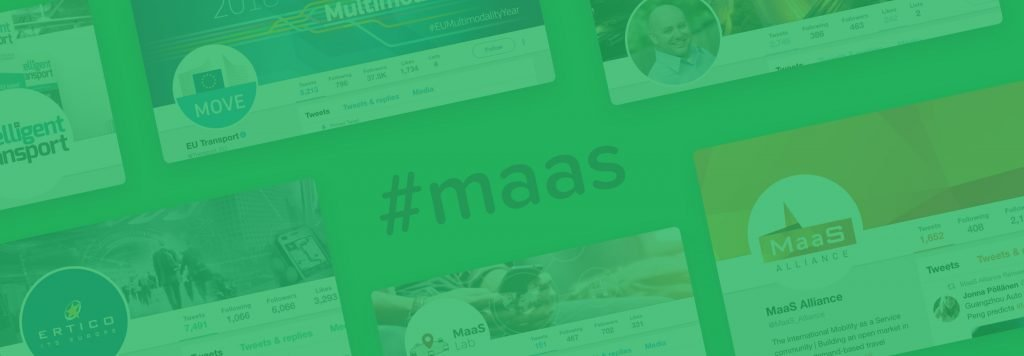Top MaaS Twitter accounts to follow - SkedGo