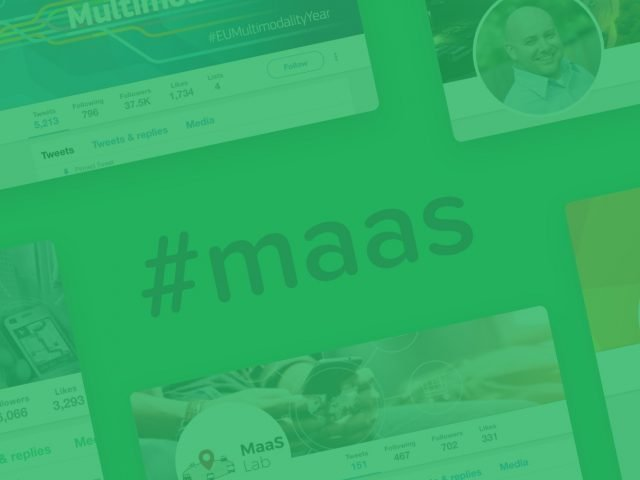 Top MaaS Twitter accounts to follow